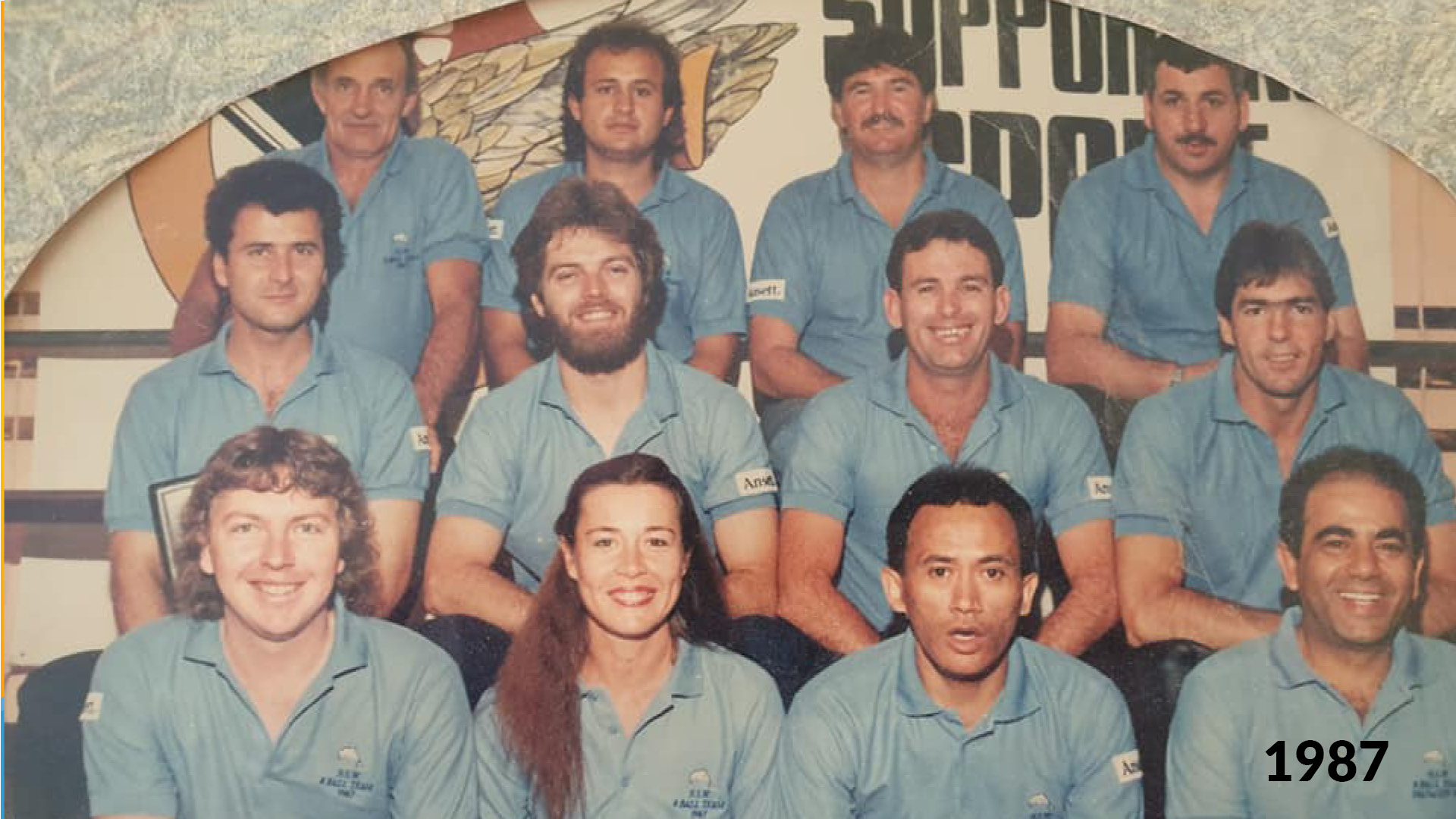 1987 Nsw State Team