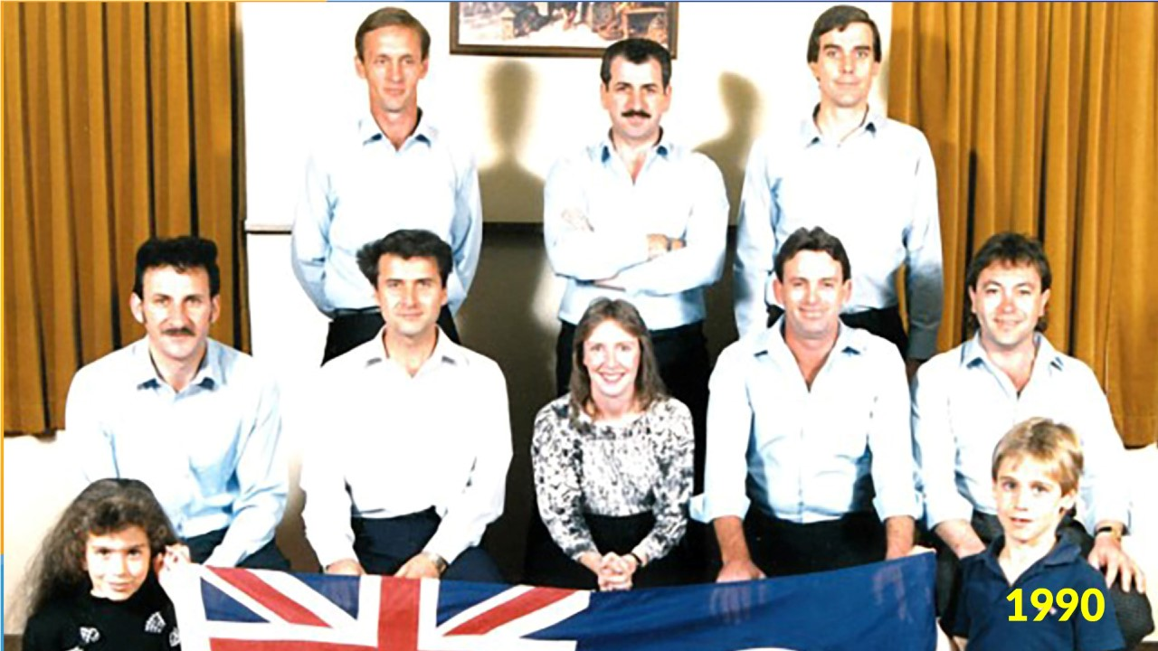 1990 Nsw State Team