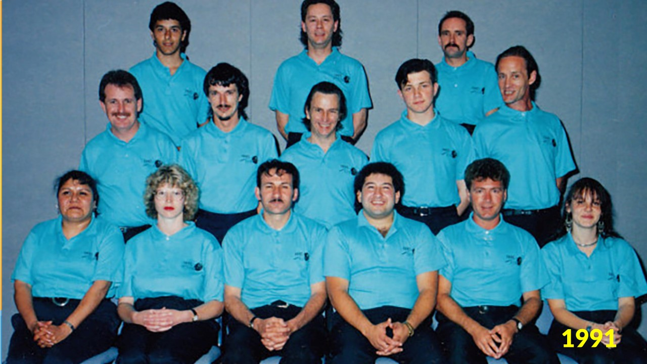 1991 Nsw State Team
