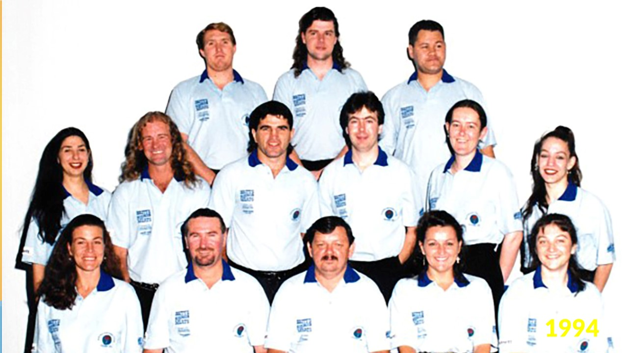 1994 Nsw State Team