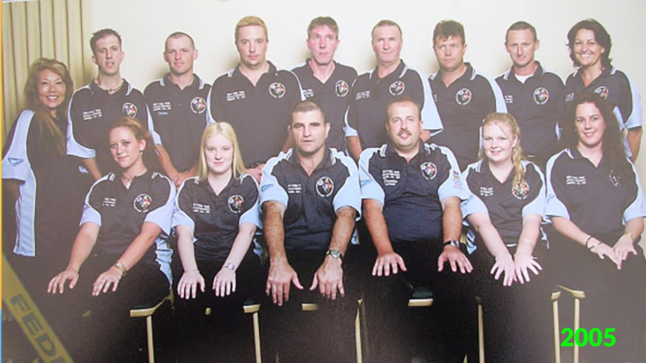 2005 Nsw State Team