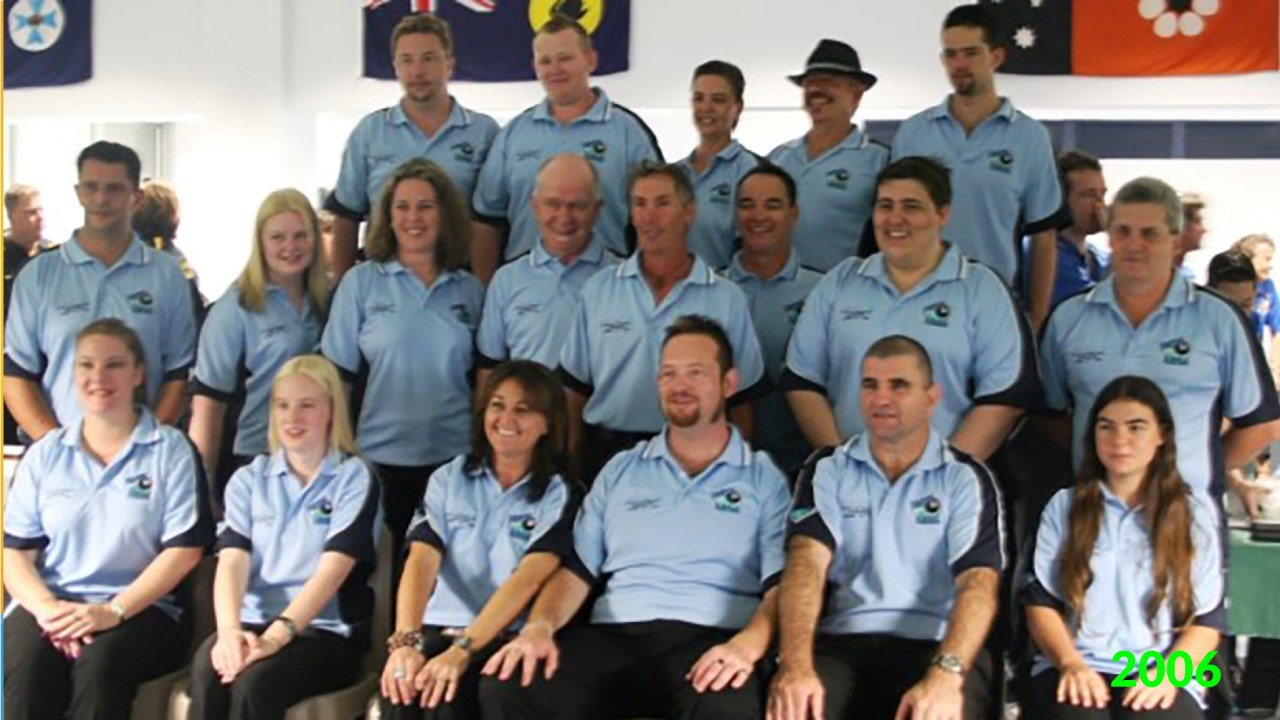 2006 Nsw State Team