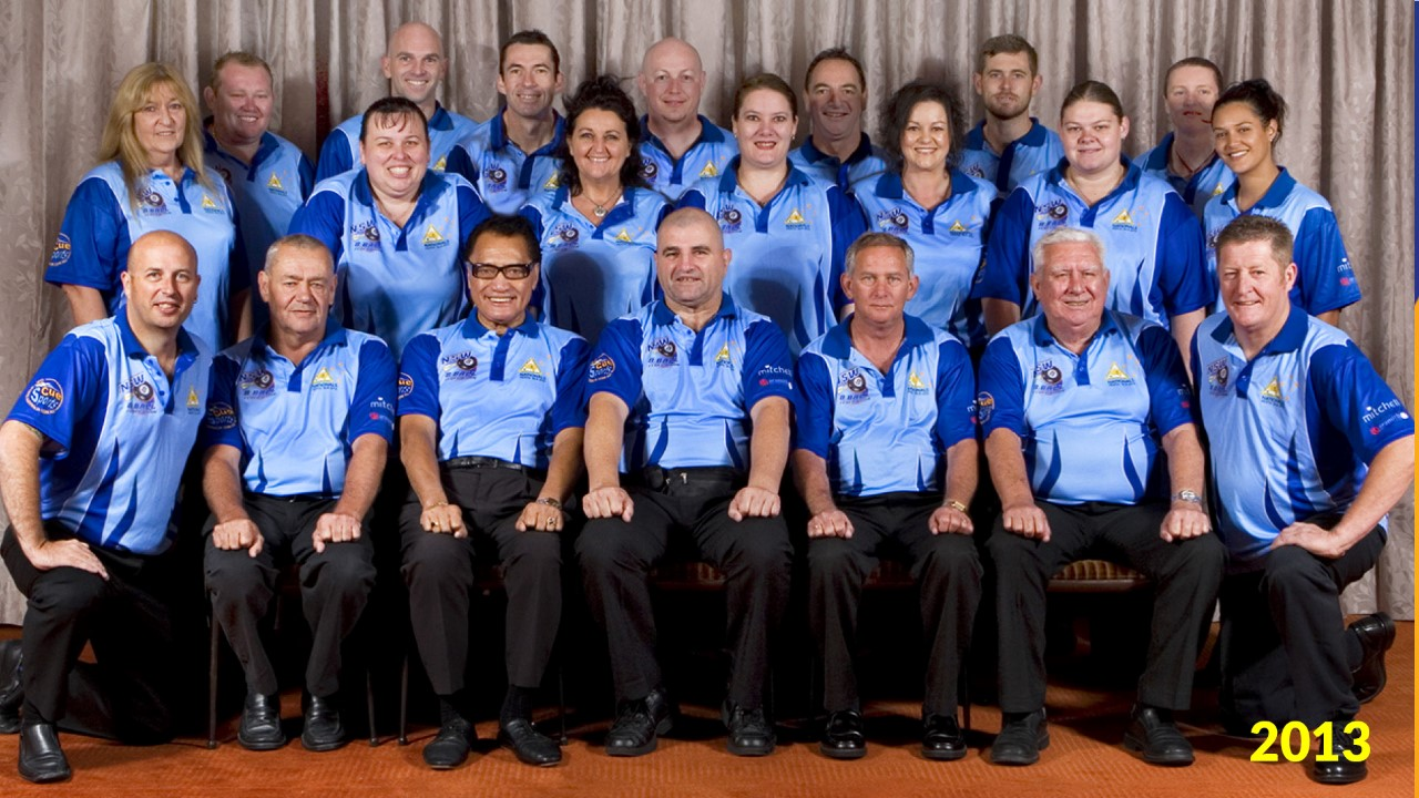 2013 Nsw State Team