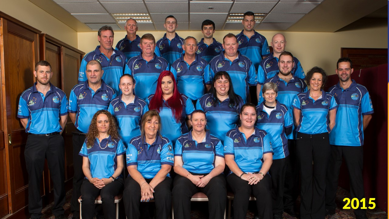 2015 Nsw State Team