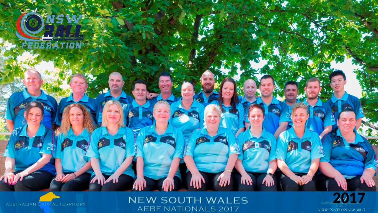 2017 Nsw State Team