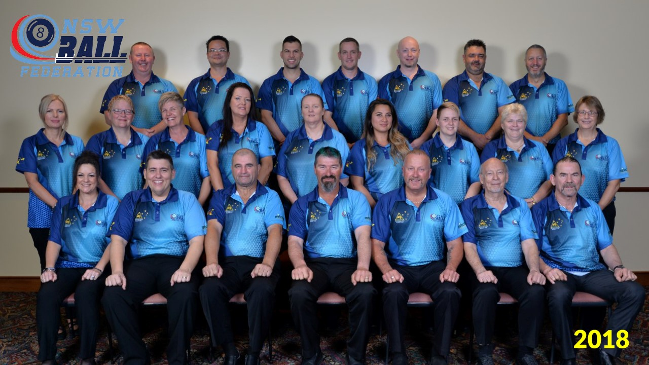 2018 Nsw State Team