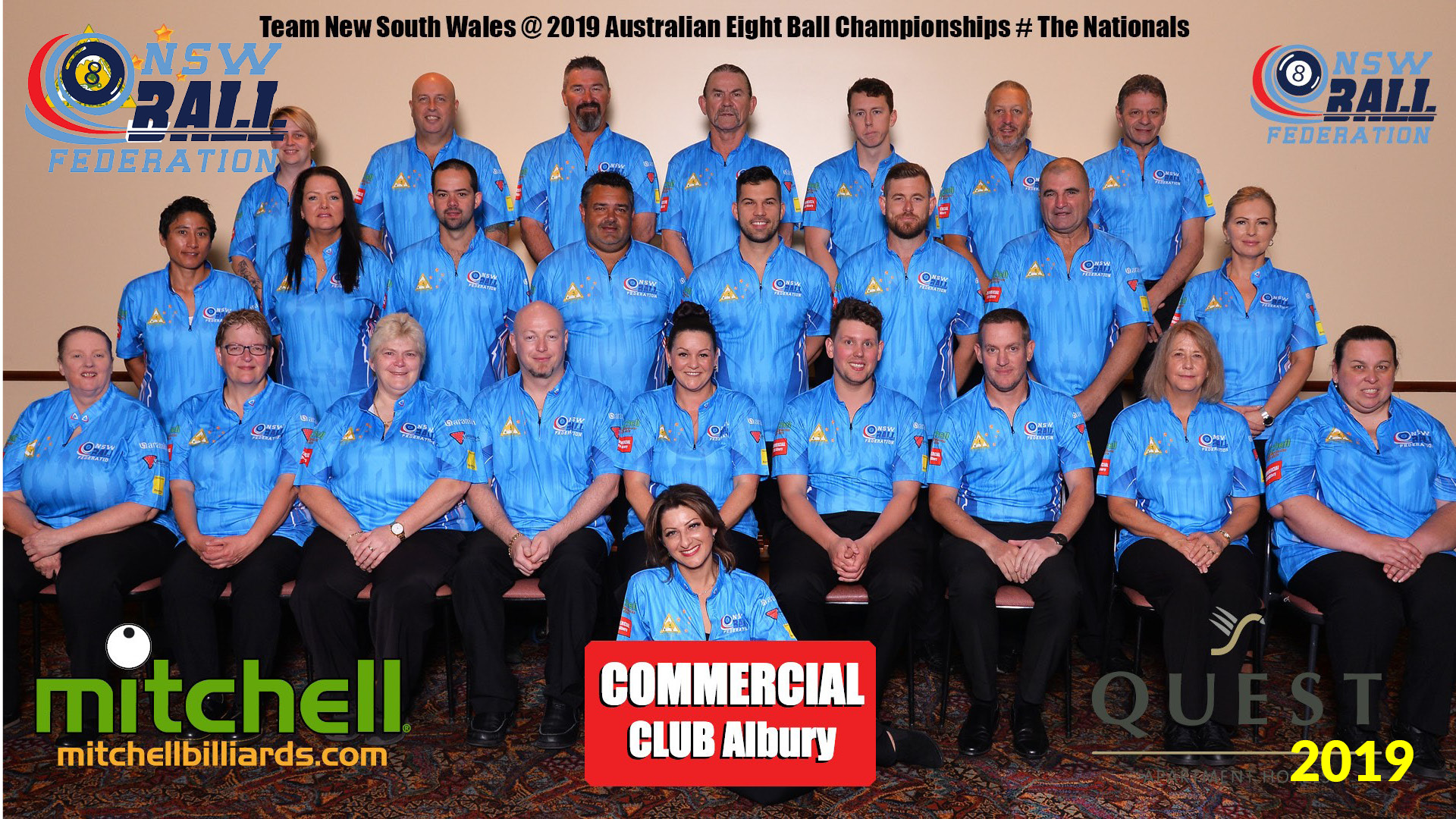 2019 Nsw State Team
